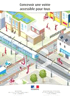 dessin de la ville accessible idéale